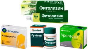 Уролесан или фитолизин при цистите что лучше