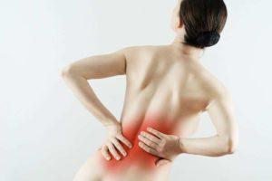 Боль в пояснице после ангины