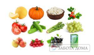 Какие продукты обладают мочегонным эффектом