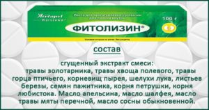 Фитолизин состав на русском