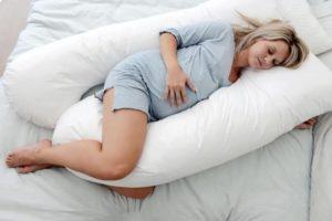Как спать при пиелонефрите