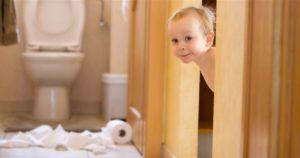 Дочка часто ходит в туалет по маленькому