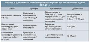 Симптомы пиелонефрита у детей комаровский