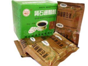 Китайский чай от камней в почках