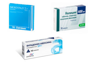 Что лучше при цистите нолицин или фурадонин