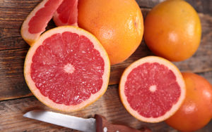 Грейпфрут мочегонный или нет