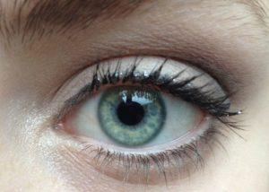 Глаза цвета нефрита