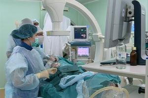 Камни в почках операция полостная операция
