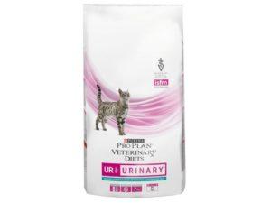Пурина для кошек при мочекаменной болезни