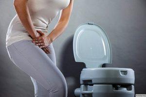 Частые позывы к мочеиспусканию с жжением у женщин