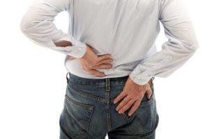 Болит почка и жжение при мочеиспускании