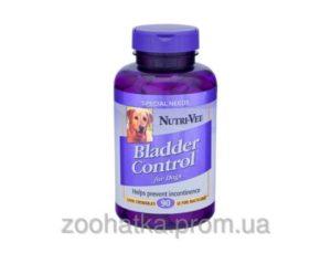 Лекарство от недержания мочи у собак