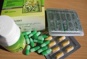 Обезболивающие препараты при камнях в почках