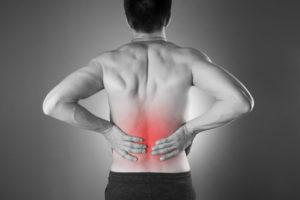 Боли в области почки со стороны спины справа