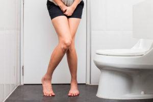 Медленное мочеиспускание у женщин