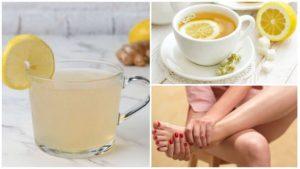 Вода с лимоном при мочекаменной болезни