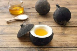Сок черной редьки при желчнокаменной болезни