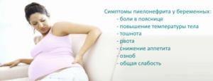 Пиелонефрит ремиссия при беременности