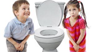 Частое мочеиспускание у ребенка 3 лет