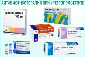 Уретрит и цистит у мужчин лечение препараты