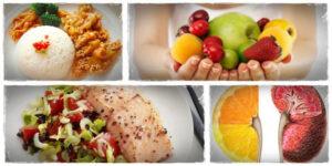 Какие фрукты можно употреблять при пиелонефрите