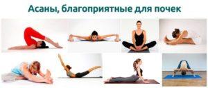 Комплекс упражнений для почек