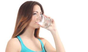 Питьевой режим при цистите у женщин