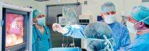 Питание после лапароскопии кисты почки