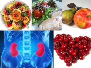 Вредные продукты для почек и мочевого пузыря