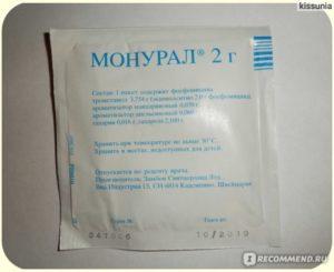 Монурал инструкция по применению при пиелонефрите