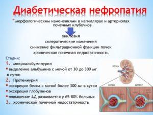 Нефропатия почек симптомы лечение