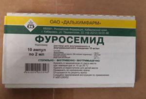 Фуросемид таблетки аннотация