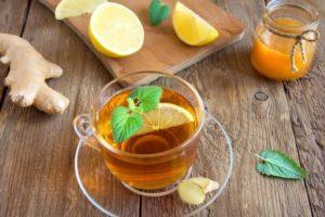 Чай с лимоном при пиелонефрите