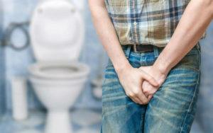 Почему часто хочется в туалет по маленькому у мужчин